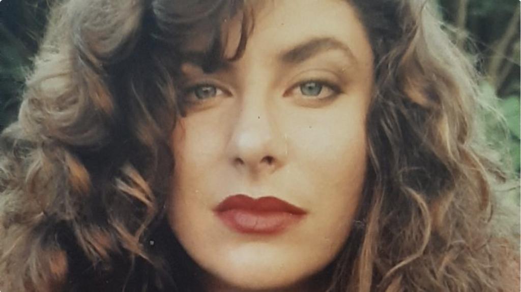 Old photograph of Tara Reade